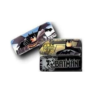 Bat Man Tin Pencil Case Toys & Games