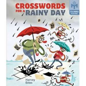 Crosswords for a Rainy Day (Official Mensa Puzzle Book