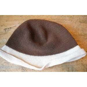 Womens Wind River Bucket Hat Brown and White Everything