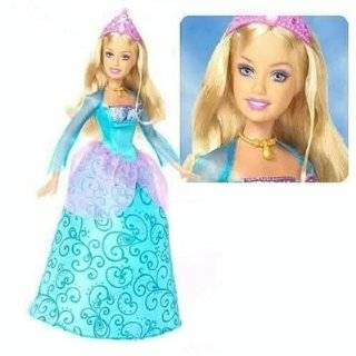 Barbie as Island Princess Rosella Singing Doll w Sagi the
