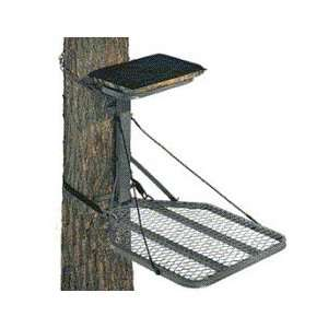 Deer stand and window kit 2 man stand 4 ft by 8 ft for One person tree stand