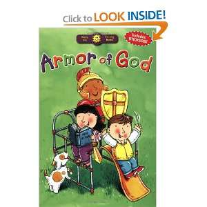 Armor of God (Happy Day Coloring Books Bible Time) Standard