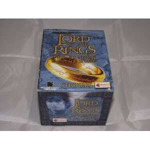 The Lord Of The Rings The Return Of The King Full Box Of