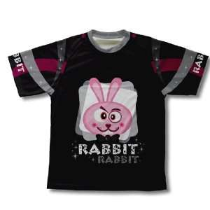 Black Magic Rabbit Technical T Shirt for Women