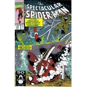 The Spectacular Spider Man #175  Spouse Trap (Marvel