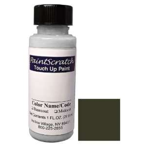 1 Oz. Bottle of Charcoal Black (Wheel) Touch Up Paint for