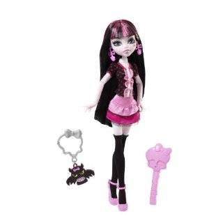 Monster High Dawn of the Dance Action Figure Doll 3Pack Clawdeen Wolf
