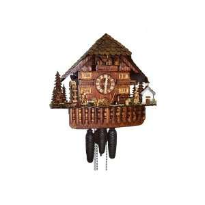 Cuckoo Clock Black Forest House, Chapel Home & Kitchen
