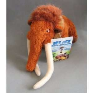 Ice Age Dawn of the Dinosaurs Manny the Mammoth plush  Toys & Games