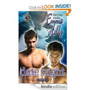 Date Night (Hidden series) Emma Holly  Kindle Store