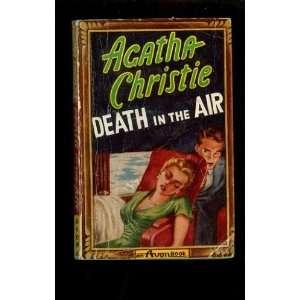 Death in the air (Avon) Agatha Christie Books