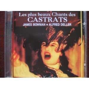 Les Plus Beaux Chants Des Castrats: Music