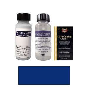 1 Oz. Medium Royal Blue Metallic Paint Bottle Kit for 1995