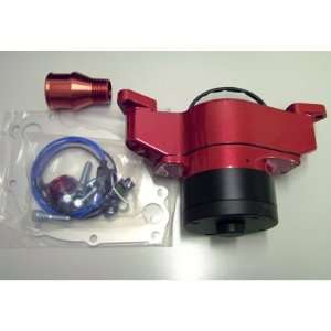 68220R Red Electric Water Pump for Ford Small Block Automotive