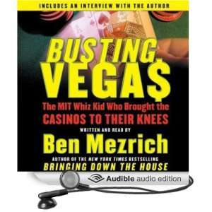 the Casinos to Their Knees (Audible Audio Edition) Ben Mezrich Books