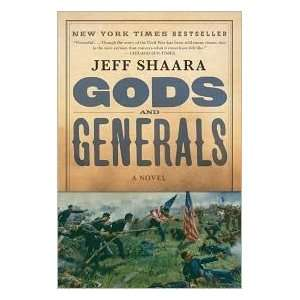 Gods and Generals Publisher Ballantine Books  N/A