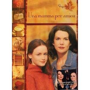 Una Mamma Per Amica   Stagione 01 (6 Dvd): Lauren Graham