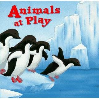 Animals at Play (Pictureback Pop) by Jim Deesing ( Hardcover   Apr