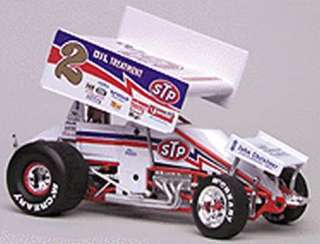 Andy Hillenburg Winged Sprint   GMP   Racing   Vehicles Die Cast at