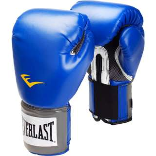 Everlast 8 Ounce Pro Style Boxing Gloves for Youth, Blue