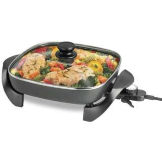 Black & Decker SK1212BC 12 Inch by 12 Inch Electric Skillet