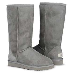 Tall grey boots   UGG   Boots   Shoes & boots   Accessories