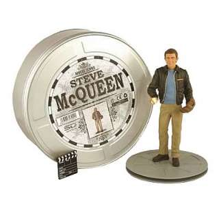 Icons Steve McQueen Action Figure   Dark Horse   Movie Icons   Action