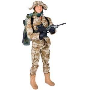 World Peacekeepers 12 SAS Toy Soldier: .co.uk: Toys & Games