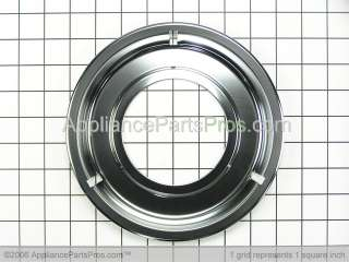 AppliancePartsPros  FRIGIDAIRE Gas Stove Drip Pan, part number