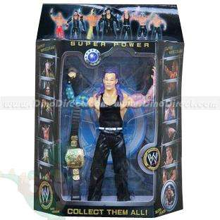 Wholesale 18cm WWE Action Limited Jeff Hardy Figure   DinoDirect