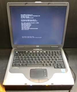 HP Compaq Nx9010 Business P4 3.0Ghz, 447MB Ram, Parts 2126