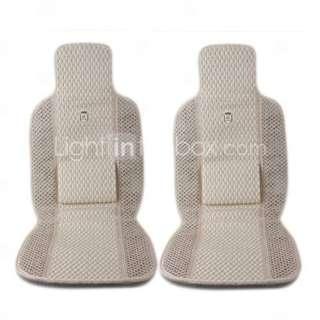 padrão de seda liso avançados carro almofada 5 tampa do assento sets