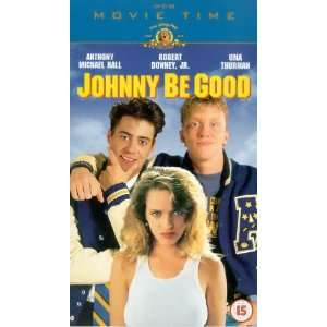 Johnny Be Good [VHS]: Anthony Michael Hall, Robert Downey Jr., Paul