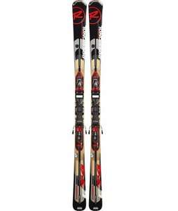 Rossignol Experience 74 Carbon Tp12 Skis w/ Axium 100L Bindings Black