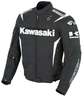 Joe Rocket Black Kawasaki Supersport Jacket 2XL XXL