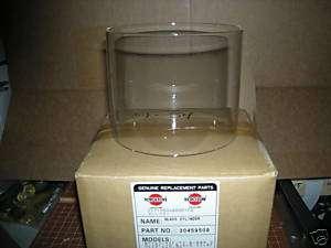 ENVIROTEMP  Kerosene Heater Glass Chimney 30494 30497