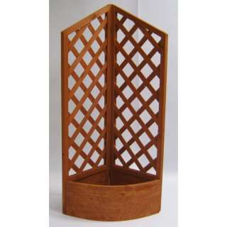 Search matthews trellis Matthews Four Seasons Corner Trellis Planter