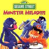 Monster Melodies by Sesame Street CD, Sep 1996, Sony Music