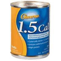 Cal Snack Shake Can, Vanilla Flavor, Model: 53534   8 Oz/Can, 24/Case