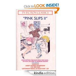 PINK SLIPS II (TV FICTION CLASSICS): Sandy Thomas:  Kindle
