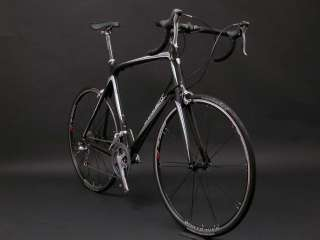 2008 Trek Madone 4.5 road bike 62cm Carbon Fiber Triple