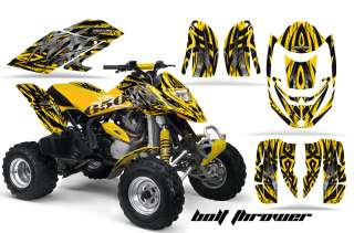 CAN AM DS650 BOMBARDIER GRAPHICS KIT DS650X DECALS STICKERS BTYY