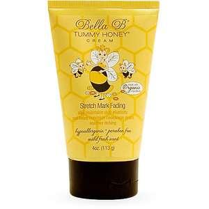 Bella B   Tummy Honey Stretch Mark Fading Cream, 4 oz.