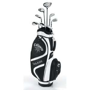 Callaway Ladies Golf Bag 9 Piece Sets RH   BlackWhite