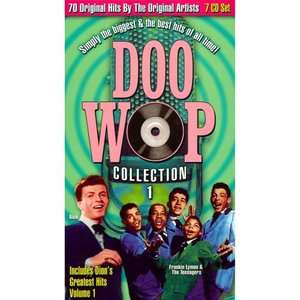 Walmart Simply The Best Doo Wop Collection, Vol. 1 (7 Disc Box