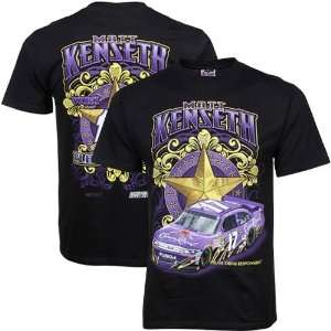 NASCAR Matt Kenseth #17 Crown Royal Black Adult X Large