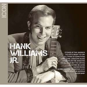 Icon Series Hank Williams Jr., Hank Williams, Jr. Country