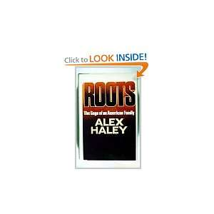 Roots (9781580601177): Alex Haley: Books
