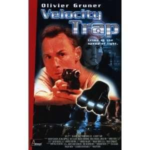 Velocity Trap [VHS] Olivier Gruner, Alicia Coppola, Ken