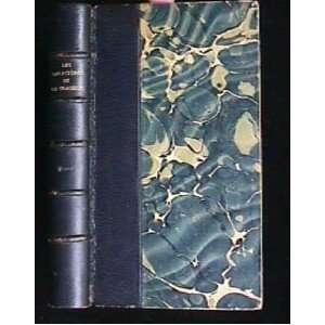 apres un manuscrit attribue a La Bruyere: Jean de La Bruyere: Books